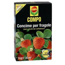 CONCIME PER FRAGOLE - COMPO -