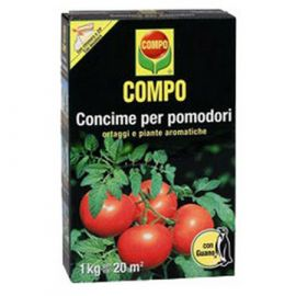 CONCIME PER POMODORI - COMPO -