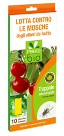 TRAPPOLE ADESIVE GIALLE
