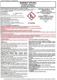 BORNEO - Acaricida