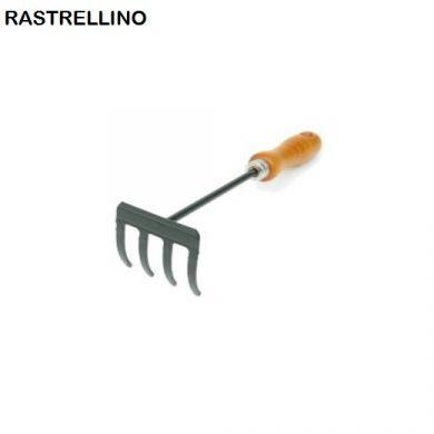 RASTRELLINO A 4 DENTI
