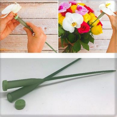 Tubes for flower compositions