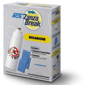 ACTI ZANZA BREAK - PACCO RICARICHE