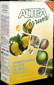 AGRUMI - Concime organico granulare per Agrumi, Kiwi e Cycas