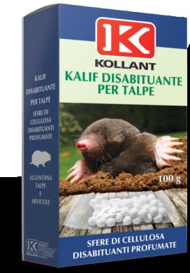 KALIF TALPE - Disabituante
